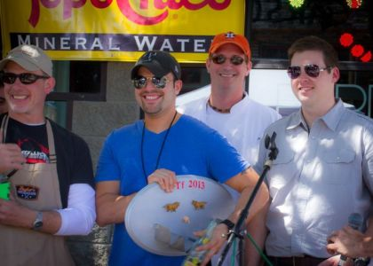 April 2013 - North Texas Taco Festival - Competition Winner